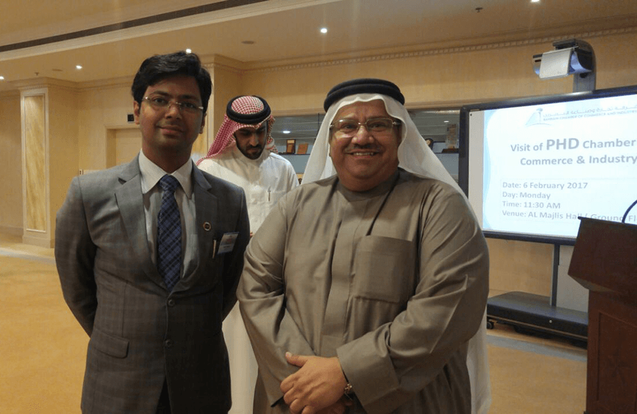 EAZY ERP, India Business Partnership Summit: Bahrain