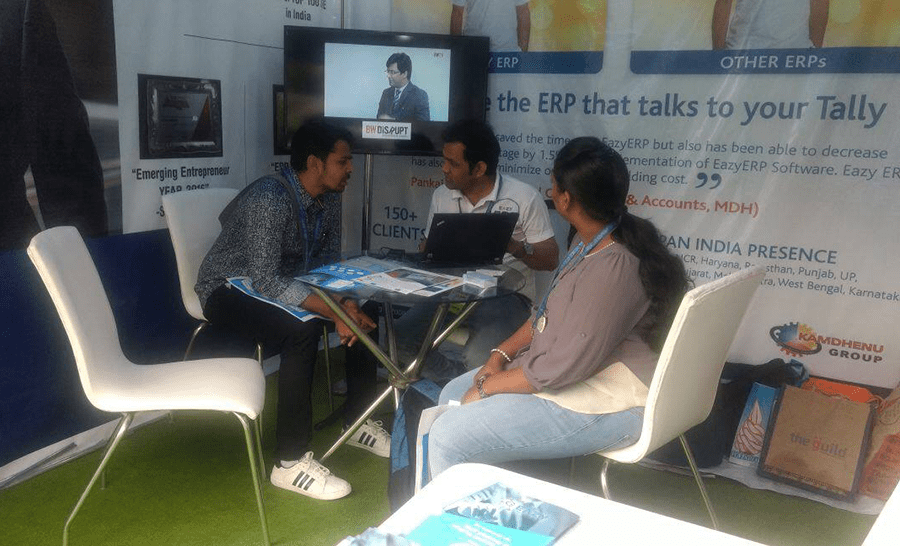 Eazy ERP, ERP Software for SME india