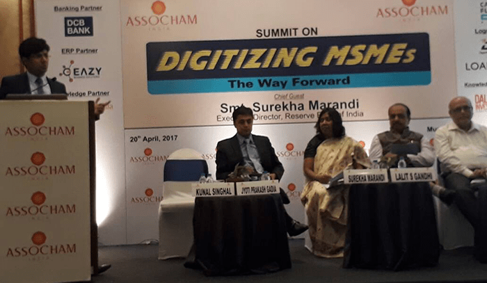 Eazy ERP, Digitizing MSMEs-The Way Forward