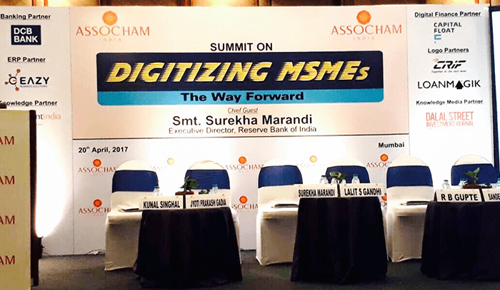 Eazy ERP,Digitizing MSMEs-The Way Forward
