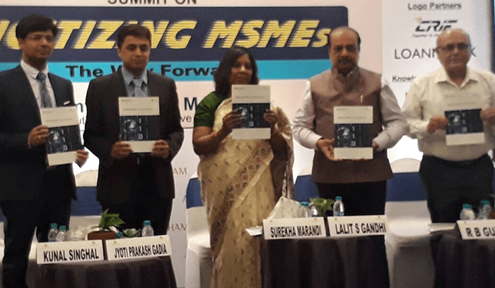 Eazy ERP,Assocham India Research Paper Released on DIGITIZATION OF #MSMEs