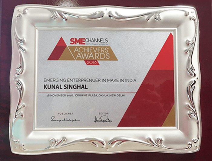 Eazy ERP, SME Channels Achievers Awards