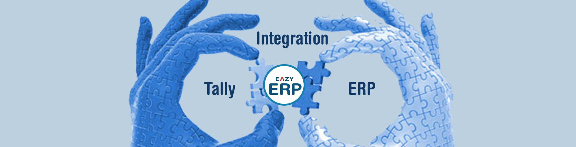 Eazy ERP, Tally Integrated ERP